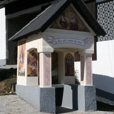 St. Margareten i. Rosental, Kirchenkreuz