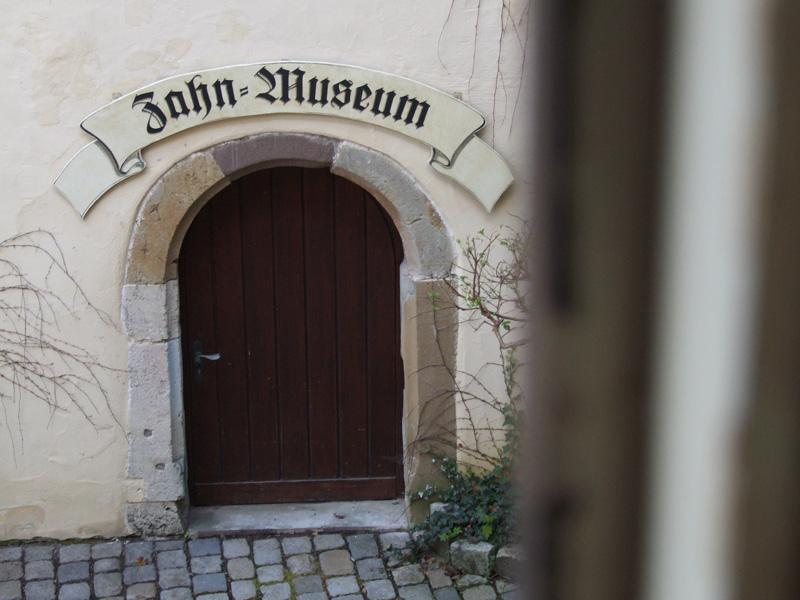Eingangsbereich Zahnmuseum   - © Quelle: Antje Kunz