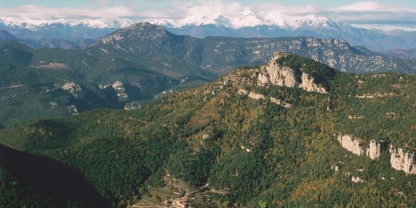 Garrotxa - Mare de Déu del Mont