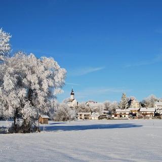 Winterwanderung - Soier See Rundweg