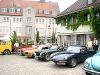 Sportwagen, Zweiräder, Nutzfahrzeuge kurz vor dem Start   - © Quelle: Antje Kunz