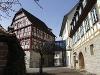 Auch das Rathaus steht auf historischen Burgmauern. Die gelungene Architektur verbindet Vergangenheit und Moderne.   - © Quelle: Antje Kunz