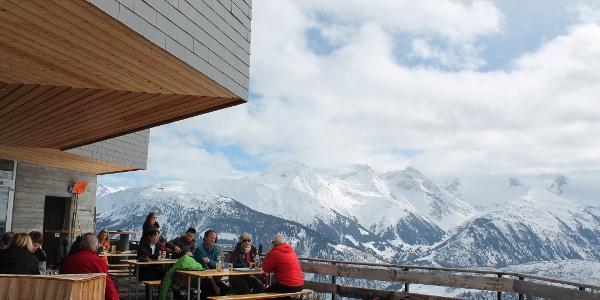 Panoramarestaurant Caischavedra