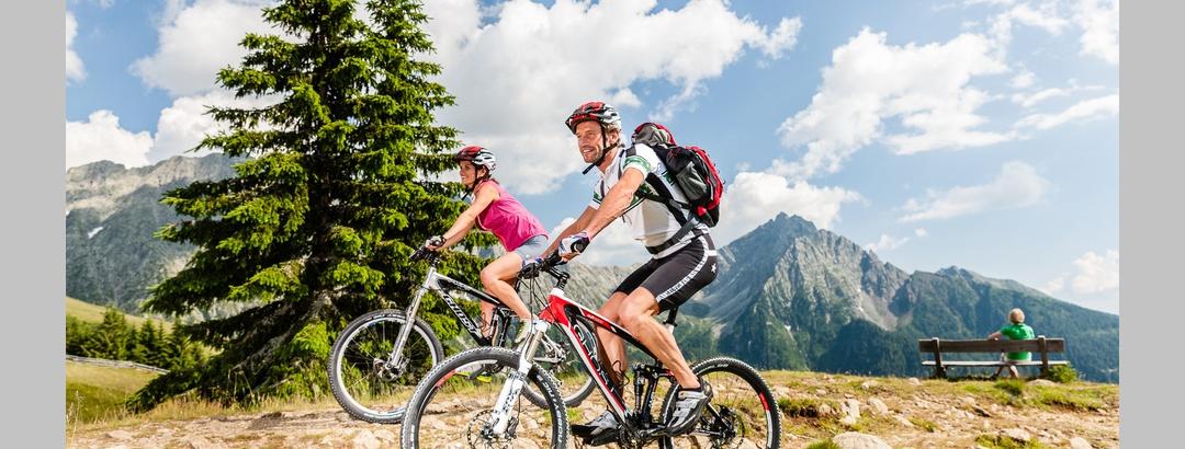 Radtouren in Schenna