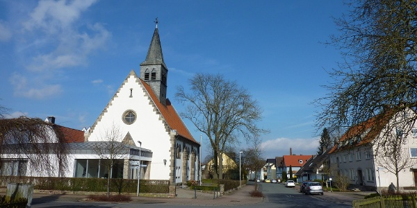 Kirche Mönchehof