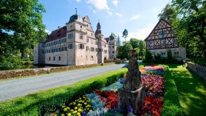 Das Wasserschloss Mitwitz