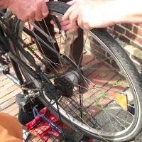 Fahrradfachgeschäft