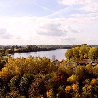 Panorama Auesee Wesel