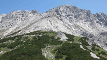 Grießener Hochbrett in den Leoganger Steinbergen