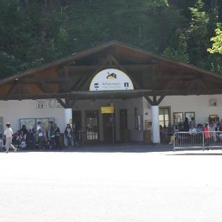 AllgäuWLAN im Schlosspark - Tourist Information Hohenschwangau