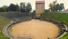 Amphitheater in Avenches
