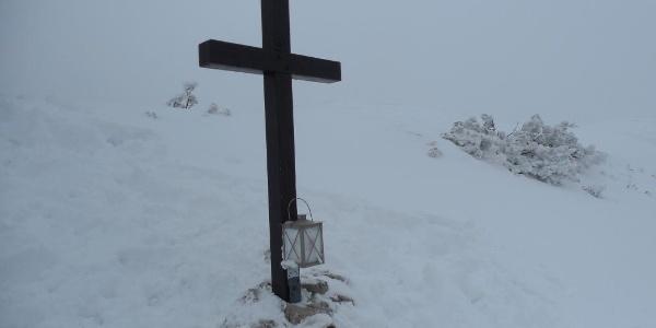 Gipfelkreuz Wilde