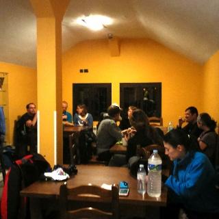Refugio de Altavista 3260m