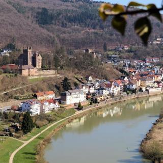 Romantik am Neckar
