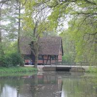 Wassermühle Ostrittrum