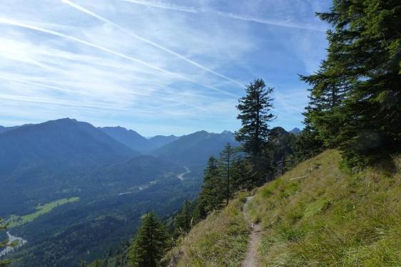 Hüttenwanderung - Königliches Hüttenquartett (1.Etappe von 5)