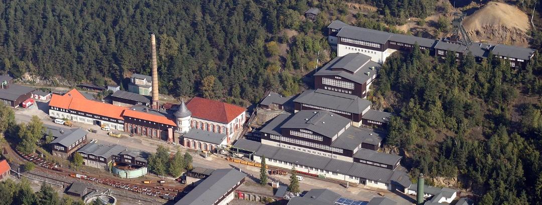 Besucherbergwerk Rammelsberg