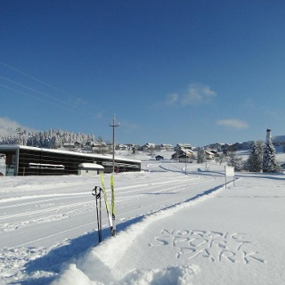 Tolles Loipenangebot im Nordic Sport Park Sulzberg