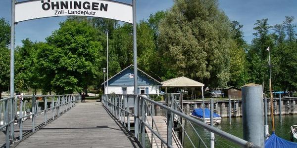 Hafen Öhningen