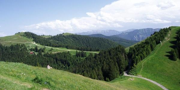 Hüttenwanderung - Seen, Moore und Berge (2.Etappe von 3)