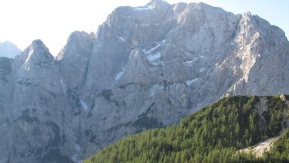 Klettersteig Julische Alpen : Sehn sucht berge slowenischer klettersteig und mangart m