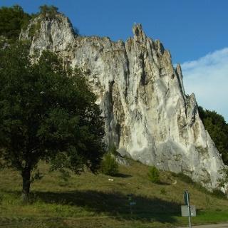 Dohlenfelsen bei Konstein