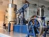Modell einer Dampfmaschine   - © Quelle: Gemeinde Blaufelden