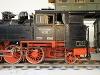 Modell einer Dampflokomotive   - © Quelle: Gemeinde Blaufelden