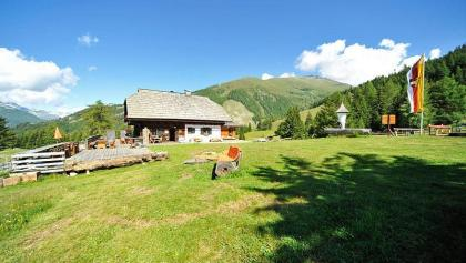 Leonhardhütte am Maltaberg