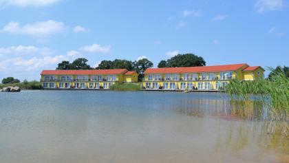 Außenansicht Appartement am See