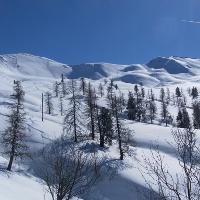 Nordkar mit Heidentempel und Schönweidkogel