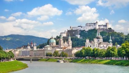 Stadtzentrum Salzburg