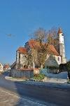 Kirche Gaggstatt  - @ Autor: Helmut Klingler  - © Quelle: Helmut Klingler