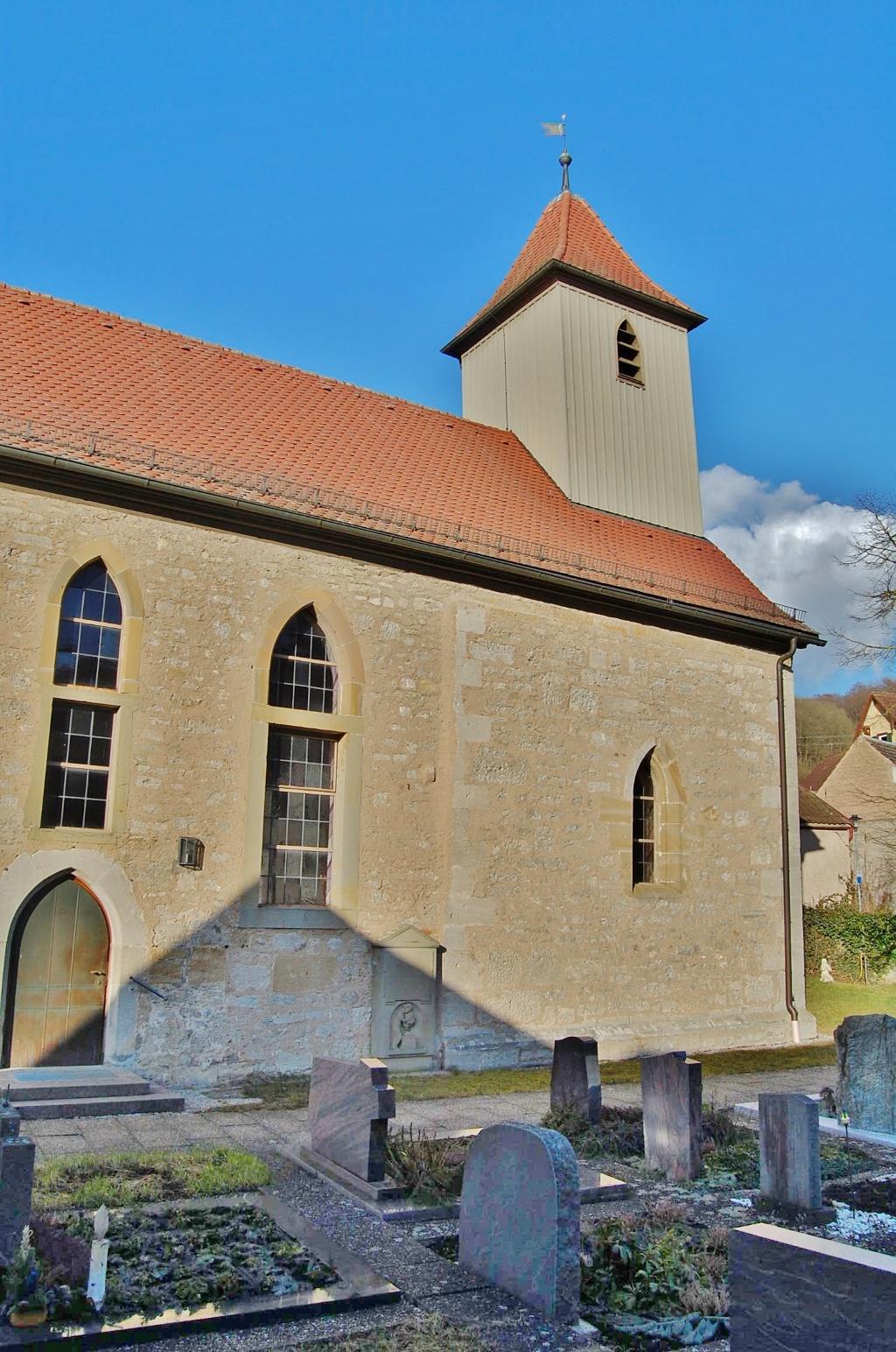 Mistlauer Kapelle  - @ Autor: Helmut Klingler  - © Quelle: Helmut Klingler