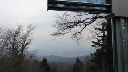 Blick vom Reiseck nach Furth im Wald