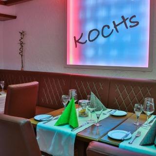 Koch's Restaurant im Hotel zur Pfalz