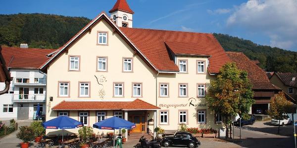 Naturpark-Wirt Metzgereigasthof Rebstock in Münchweier