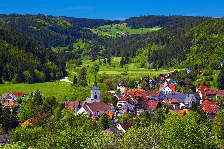 Höhenklimaweg Lenzkirch Urseeweg