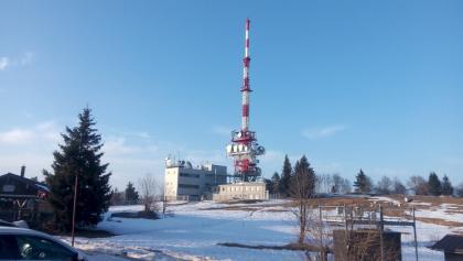 ORF Sender am Gaisberg