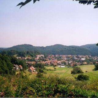 Aussicht auf Queidersbach