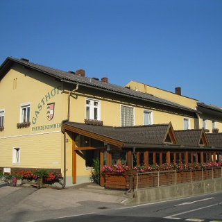 Pfarrdorf bei Lavamünd, Gasthof Hüttenwirt