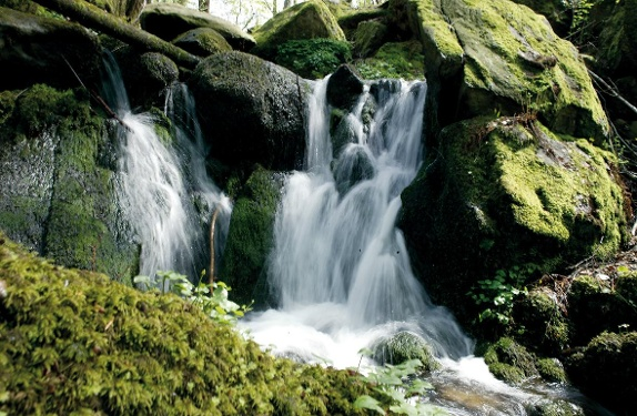Gaishöll-Wasserfälle - Die Augenblick Runde