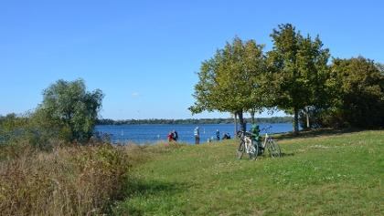 Abstecher zum Kulkwitzer See