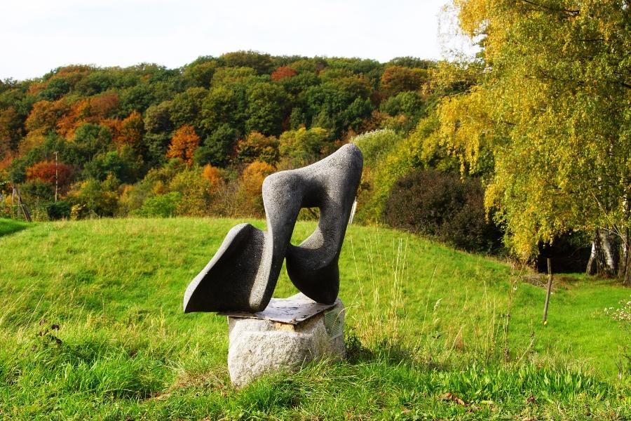 Badenweiler Skulpturenweg: Natur und Kunst in Symbiose