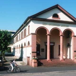 Das Liebig-Museum in Gießen