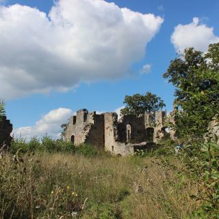 Ruine Raueneck