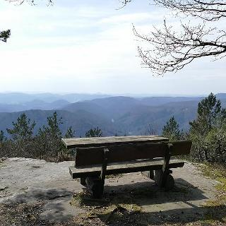 Aussichtspunkt Almersberg