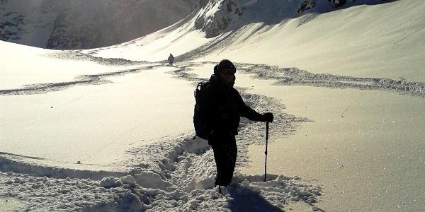 Jamtalferner+Pulver-Schnee
