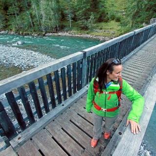 Brücke über den Lech bei Prenten
