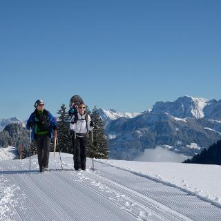 Panorama-Winterwanderweg